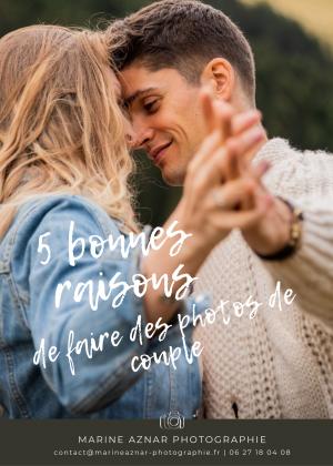 5 bonnes raisons de faire des photos de couple